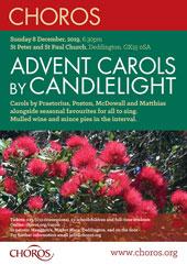 Choros Advent Concert